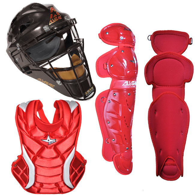 All Star Fast Pitch Series Catchers Kit Age 7-9 - CKW12.5PS