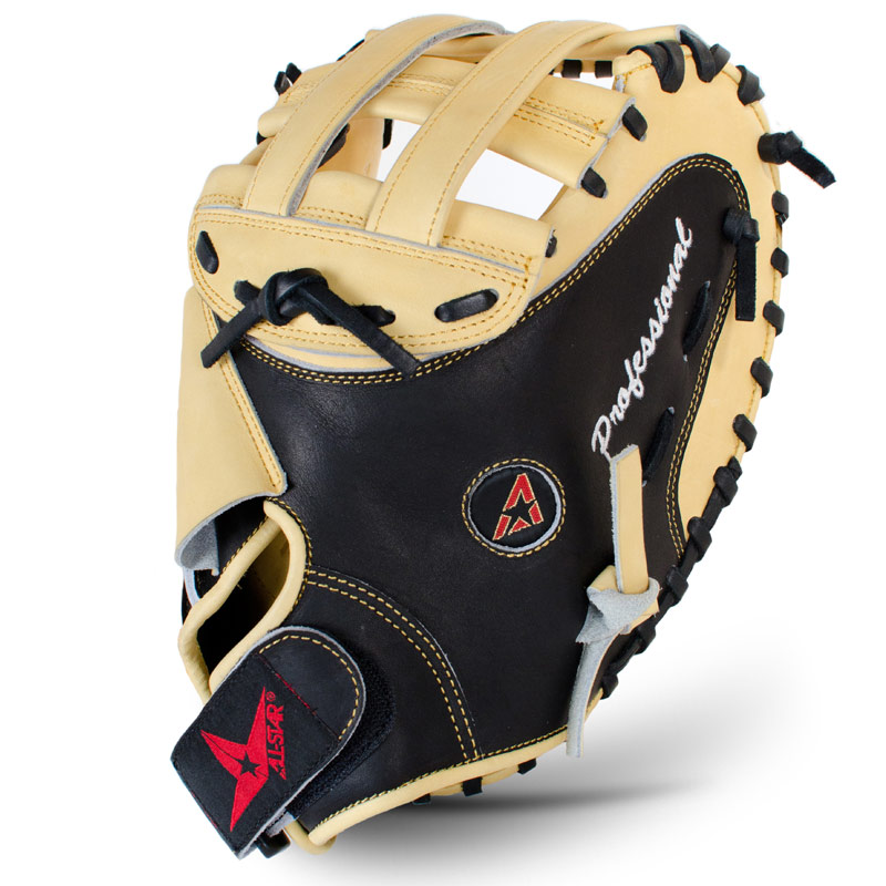 "All Star Vela Pro Fastpitch Catchers Mitt 33"" CMW3000"