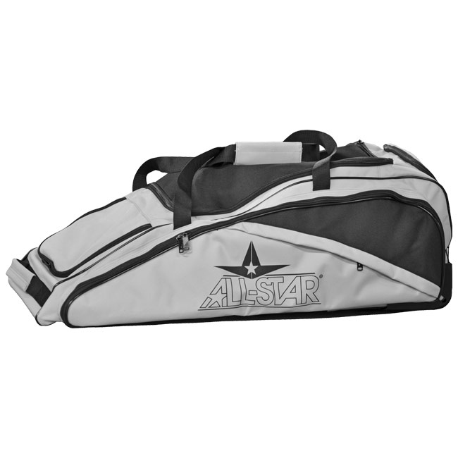 All Star Equipment Wheeled Bag BBRB09