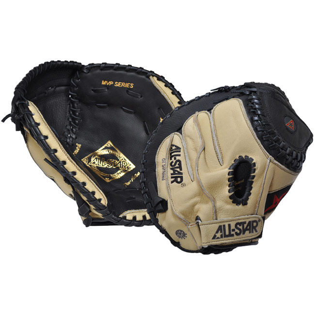 "All Star CMW1010BT Fastpitch Catchers Mitt 31.5"" Youth"