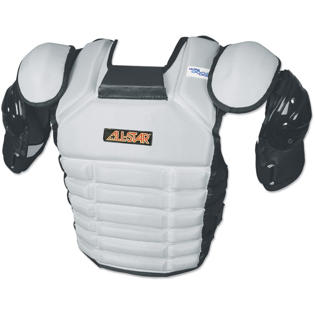 "All Star Umpire Chest Protector 17"" CPU25"