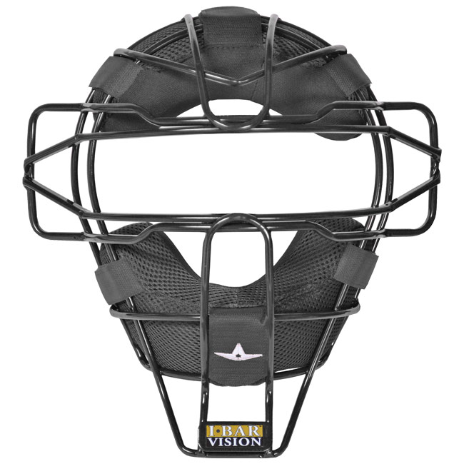 All Star Tradition Umpire Face Mask FM25UMP-LMX