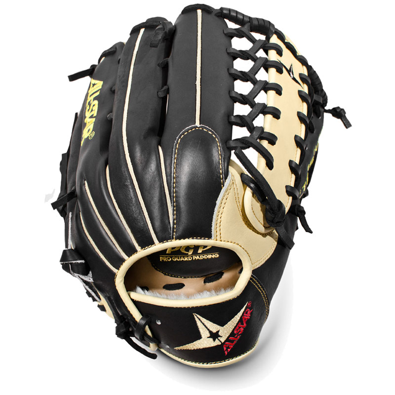 All Star FGS7-OF System Seven Baseball Glove 12.5""