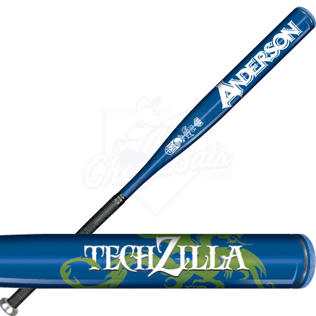 Anderson TechZilla SP Slowpitch Softball Bat