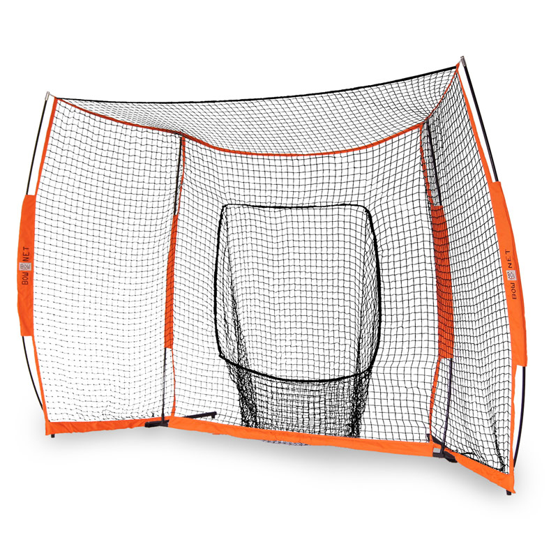 Bownet Hitting Station Grass Field Backstop