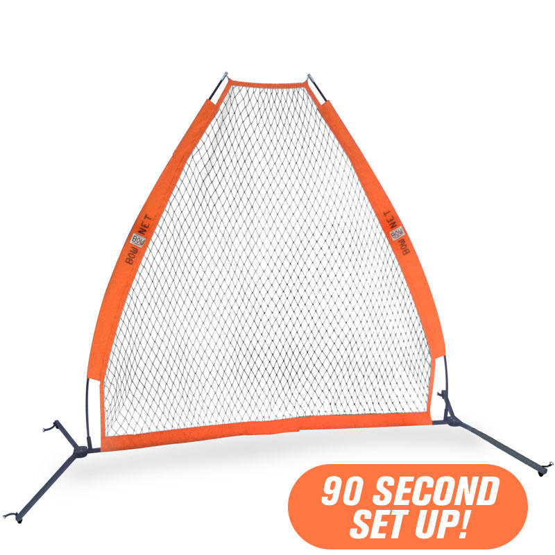 Bownet Pitching L Screen