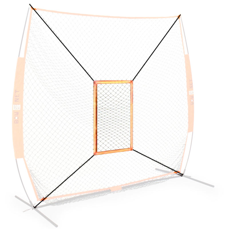 Bownet Strike Zone Attachment for Pitchers