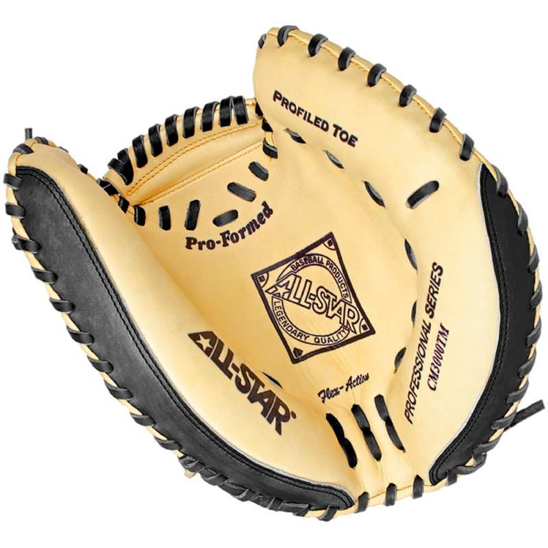 ALL STAR CM3000TM BASEBALL CATCHER\'S TRAINING MITT
