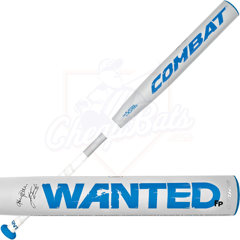 2014 Combat WANTED Fastpitch Softball Bat -8oz WANFP108