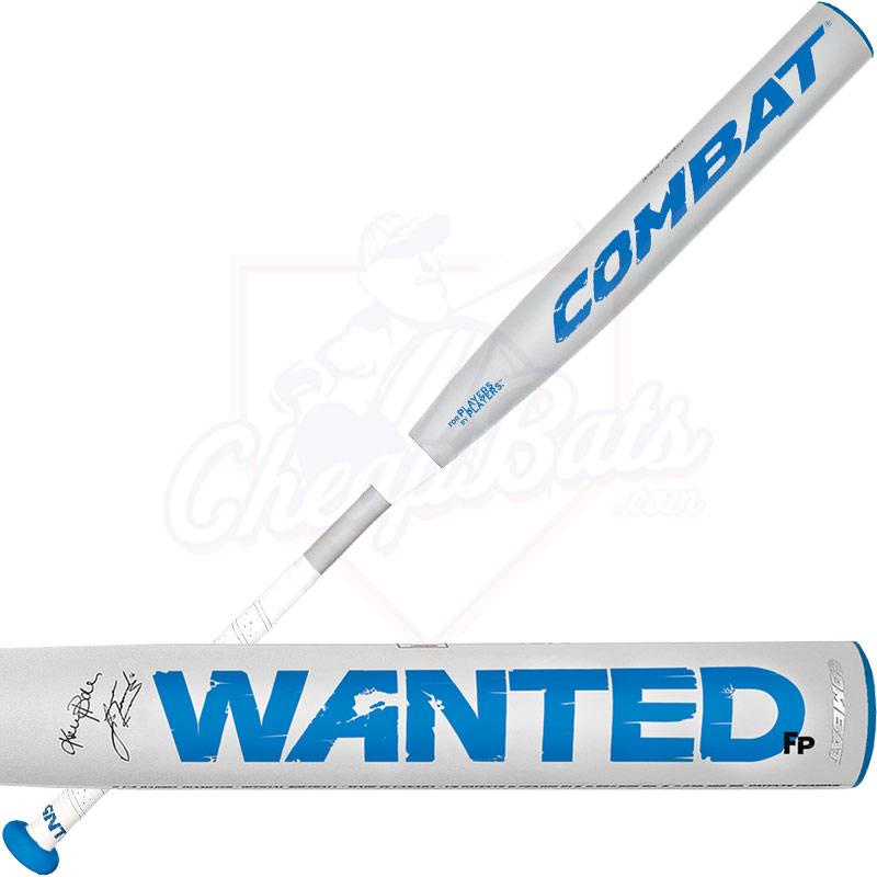 2014 Combat WANTED Fastpitch Softball Bat -10oz WANFP110