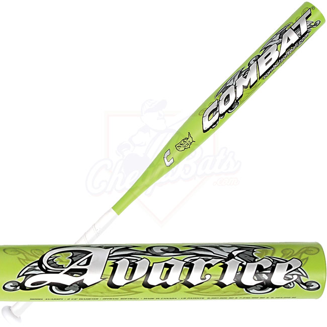 Combat Avarice Slowpitch Softball Bat AVARSP1 : CHEAPBATS.COM