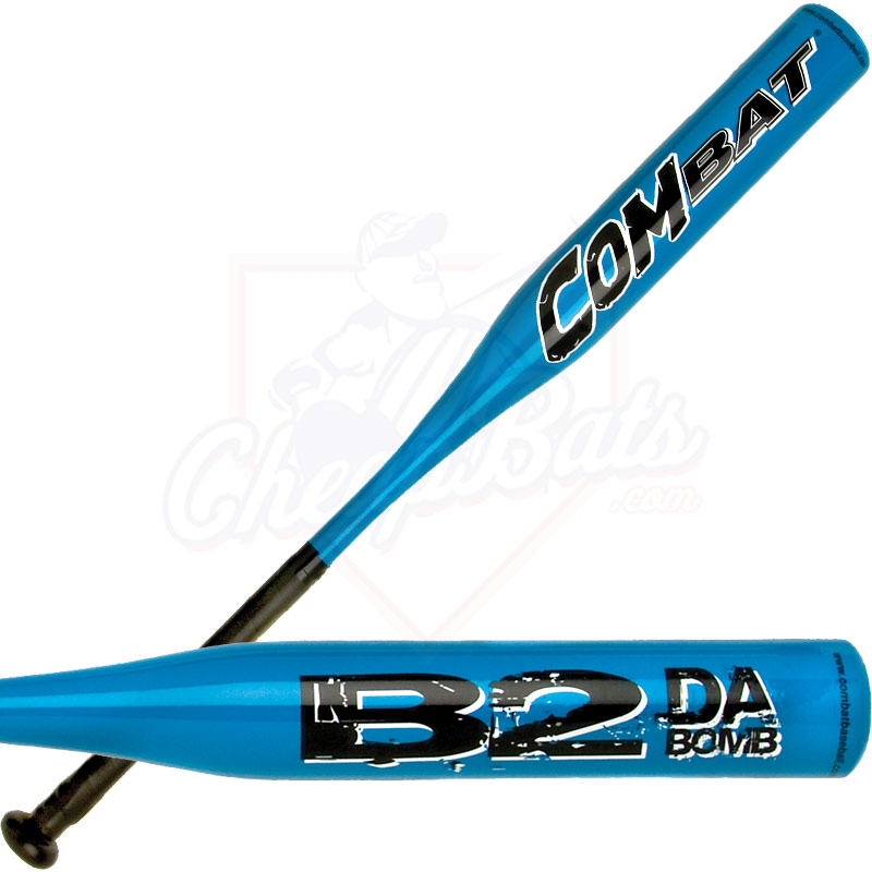 Combat B2 Tee Ball Bat Blue B2tb1 14oz
