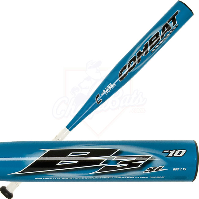 Combat B3 Senior League Baseball Bat -10oz. B3SL1-10
