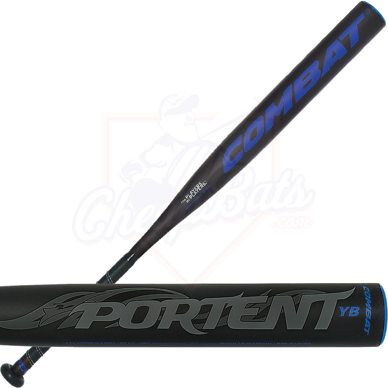 2014 combat portent youth baseball bat 10oz poryb110