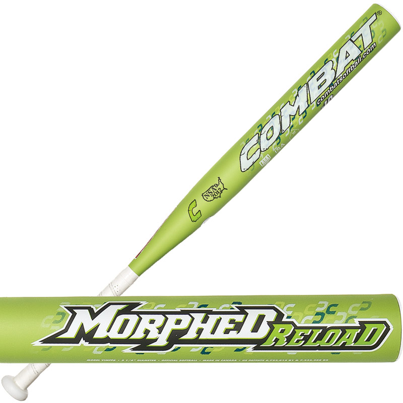 Combat Morphed Reload Fastpitch Softball Bat -10oz VIMFP5