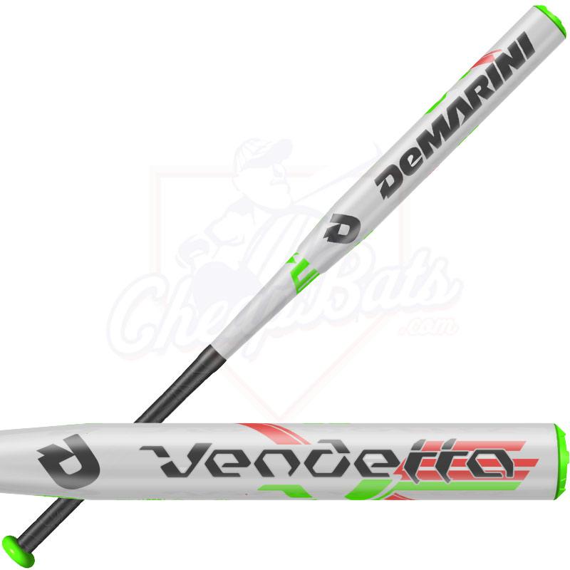 2015 Demarini Vendetta Fastpitch Softball Bat -10oz WTDXVCP-15