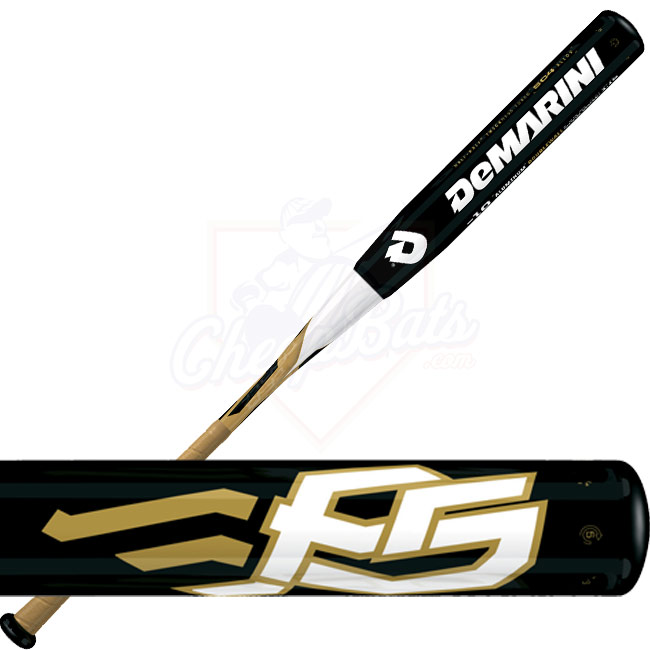 2012 DeMarini F5 Baseball Bat Youth -10oz WTDXAFL