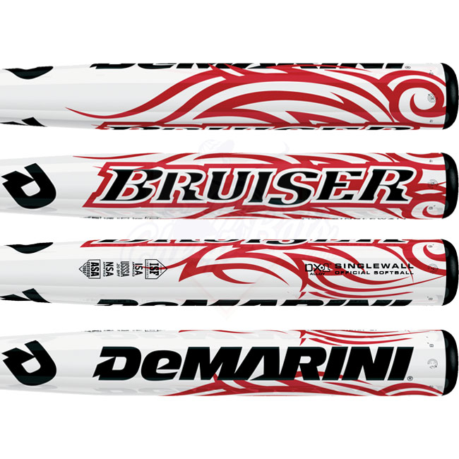 DeMarini Bruiser Slow Pitch Softball Bat WTDXBSP
