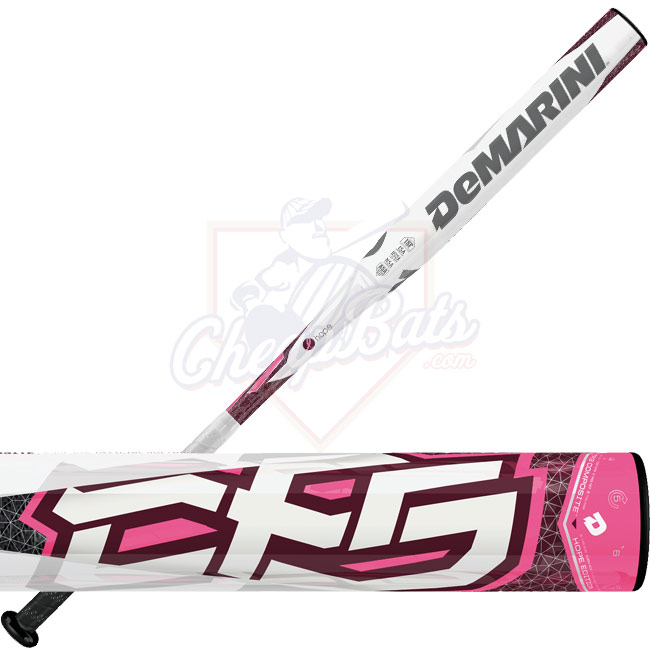 DeMarini CF5 Hope Fastpitch Softball Bat -10oz.