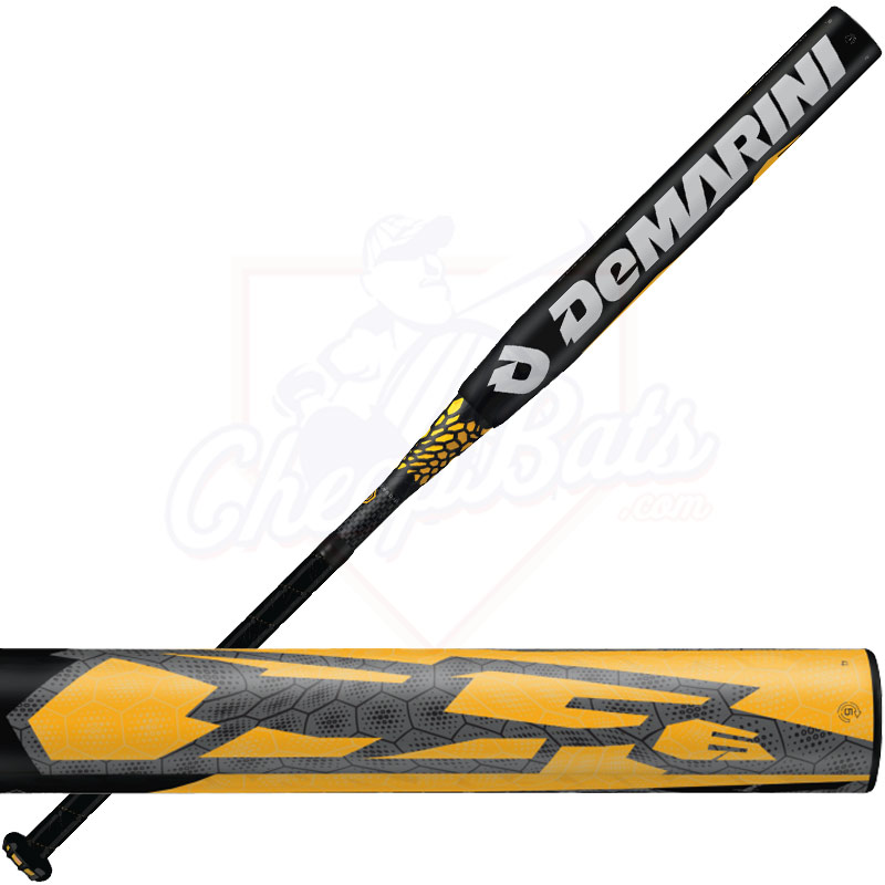 2014 DeMarini CF6 Insane Fastpitch Softball Bat -10oz. WTDXCFI-14