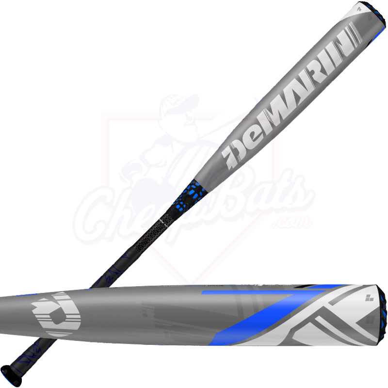 "2015 Demarini CF7 2 3/4"" Youth Big Barrel Baseball Bat -10oz WTDXCFZ-15"