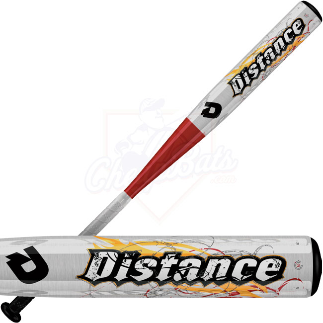 2012 DeMarini Distance Youth Baseball Bat -12oz WTDXDSL