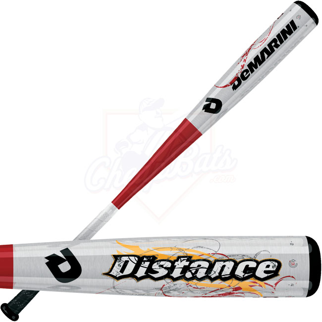 2012 DeMarini Distance Youth Baseball Bat -8oz DXDSR
