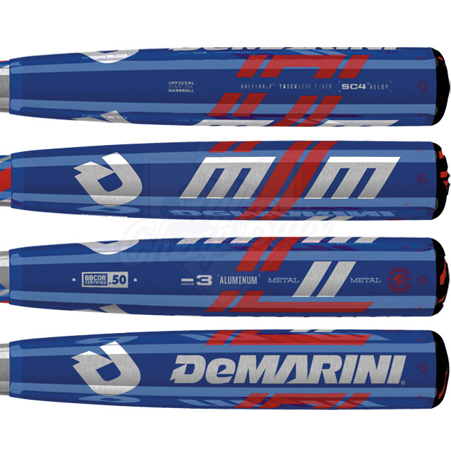 2013 DeMarini M2M BBCOR Baseball Bat -3oz DXM2C