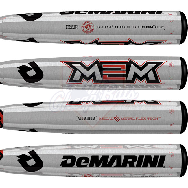 2012 DeMarini M2M Youth Baseball Bat -12oz DXM2L
