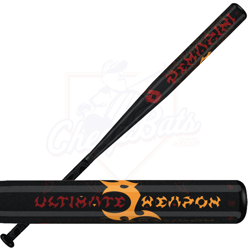 2014 DeMarini Ultimate Weapon Slowpitch Softball Bat WTDXUWE