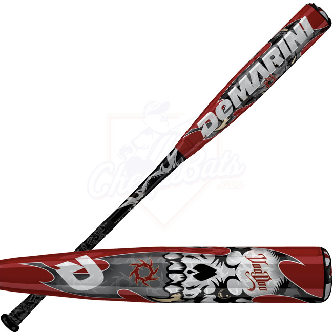 2013 DeMarini Voodoo Senior Youth Baseball Bat -9oz DXVDR