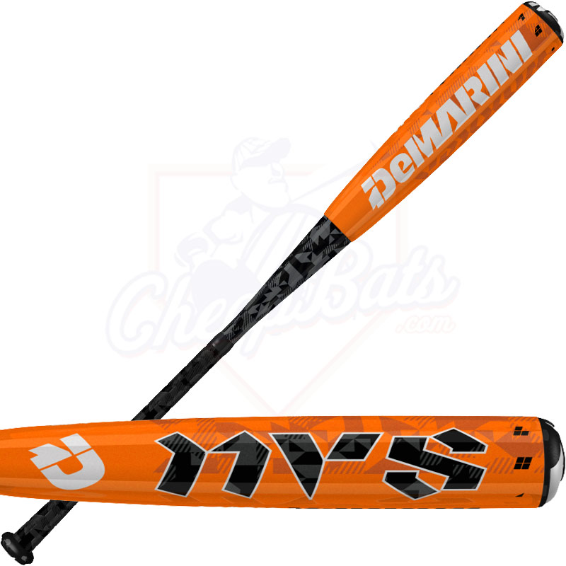 2015 Demarini Vexxum NVS Youth Big Barrel Baseball Bat -10oz WTDXVXR-15