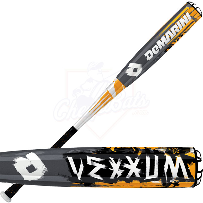 2013 DeMarini Vexxum Senior Youth Baseball Bat -10oz DXVXR