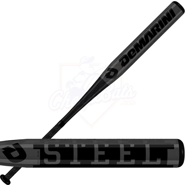 2013 DeMarini White Steel Slowpitch Softball Bat WTDXWHI