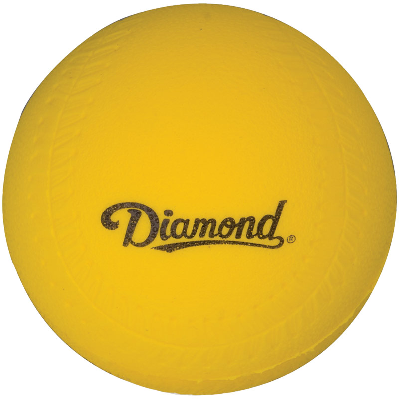 "Diamond DFB-9 Foam Ball 9"" Baseball 10 Dozen"