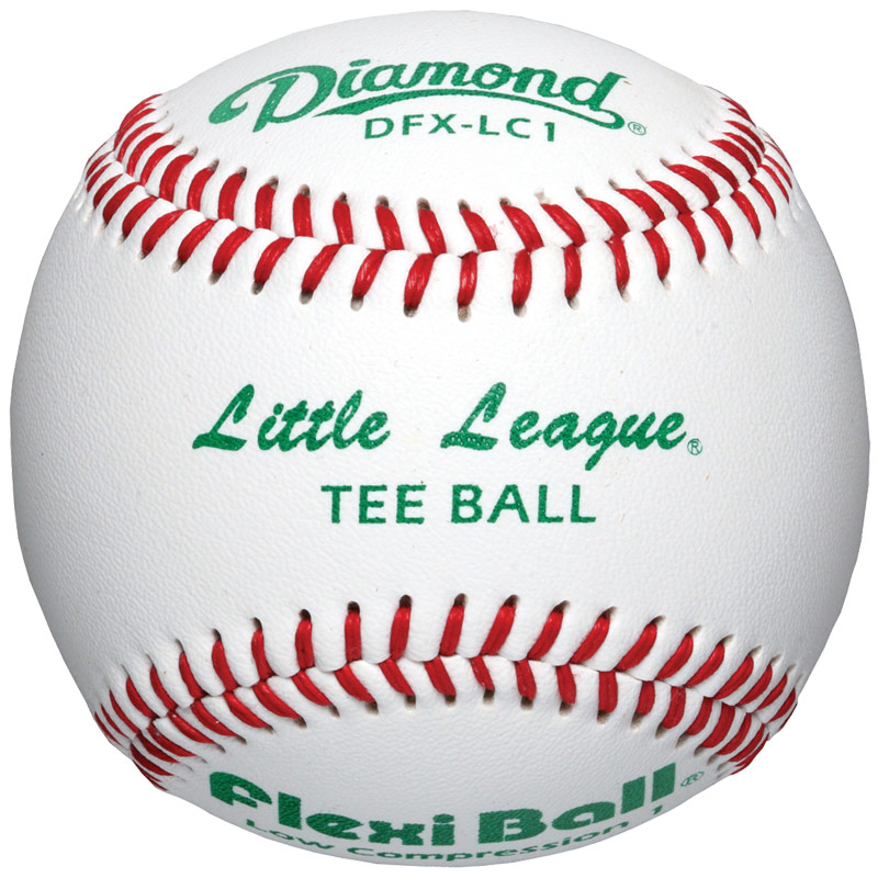Diamond DFX-LC1 LL Little League Tee Ball (1 Dozen)
