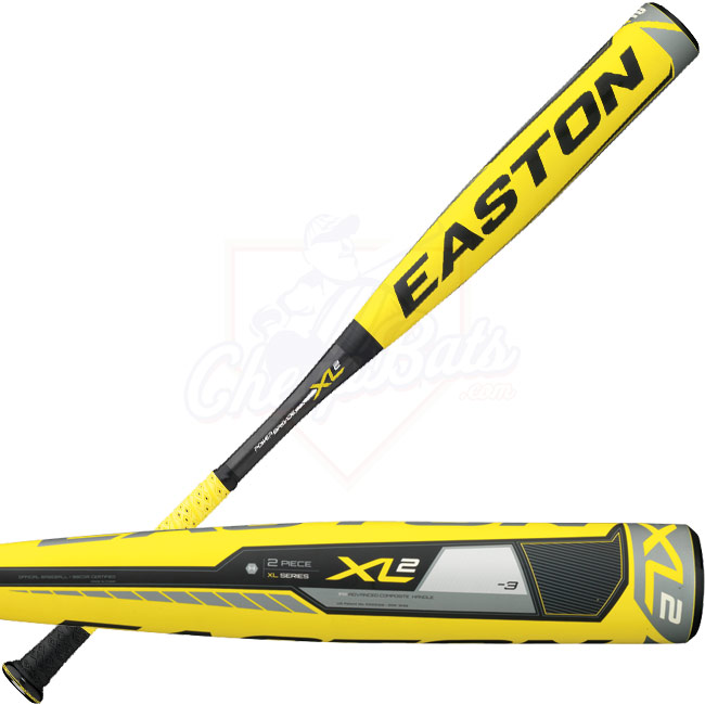 2013 Easton Power Brigade XL2 BBCOR Baseball Bat -3oz BB13X2 A111612