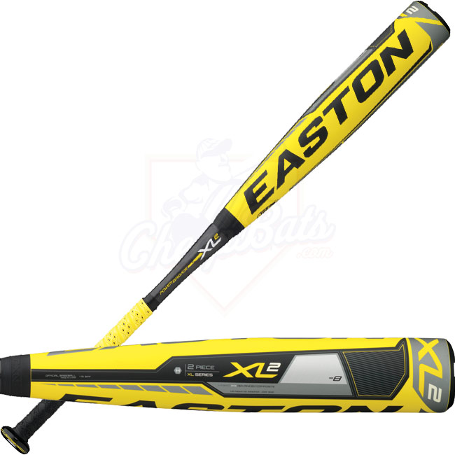 2013 Easton Power Brigade XL2 Senior League Baseball Bat -8oz. SL13X28 A111625