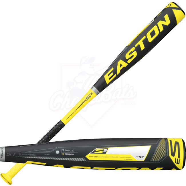 2013 Easton Power Brigade S3 Senior League Baseball Bat -10oz. SL13S310 A111627