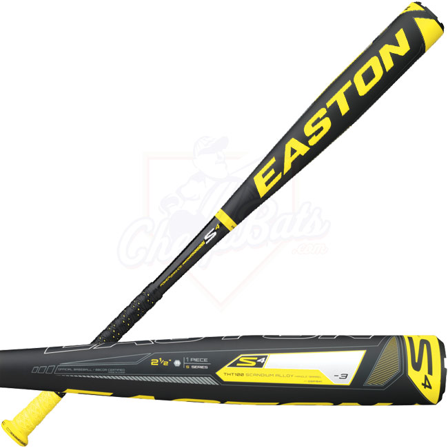 2013 Easton Power Brigade S4 BBCOR Baseball Bat -3oz BB13S4 A111634