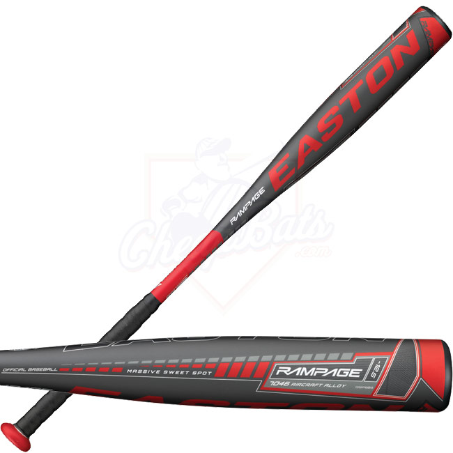 2013 Easton Rampage Youth Baseball Bat -12.5oz. YB13RP A112742