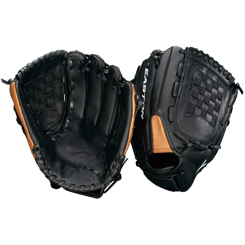 "Easton Black Magic Series Softball Glove BX 1400B 14"" A120314"