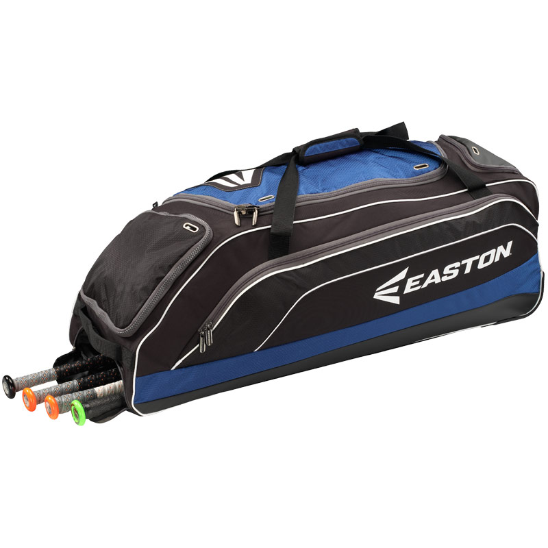 Cheapbats Com Easton E700w Equipment Bag With Wheels