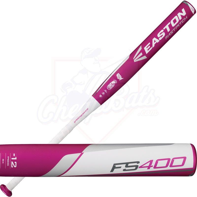 2016 Easton FS400 Fastpitch Softball Bat -12oz FP16S400