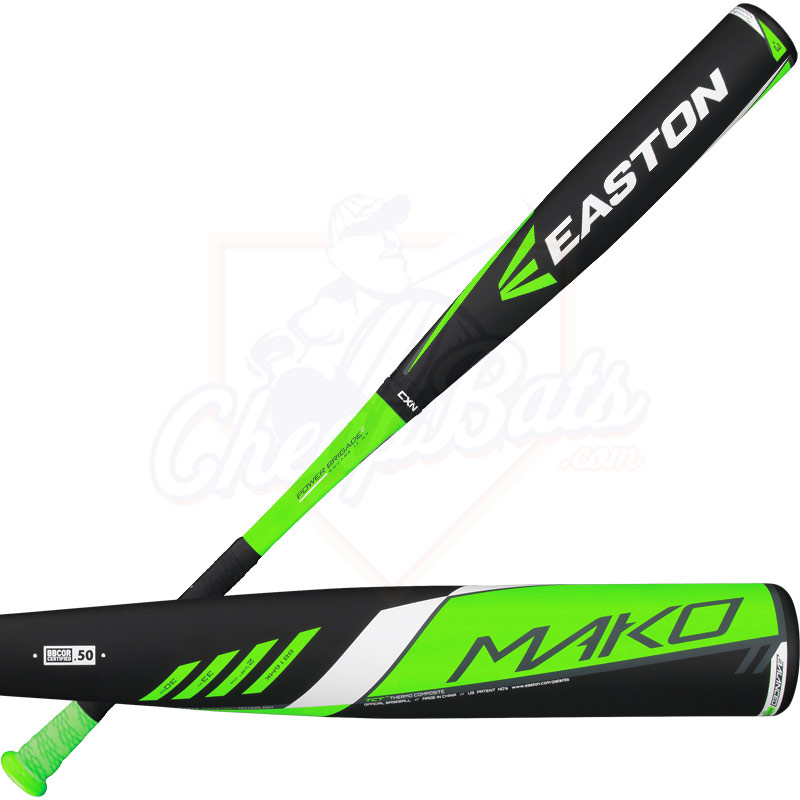 2016 Easton MAKO BBCOR Baseball Bat -3oz BB16MK