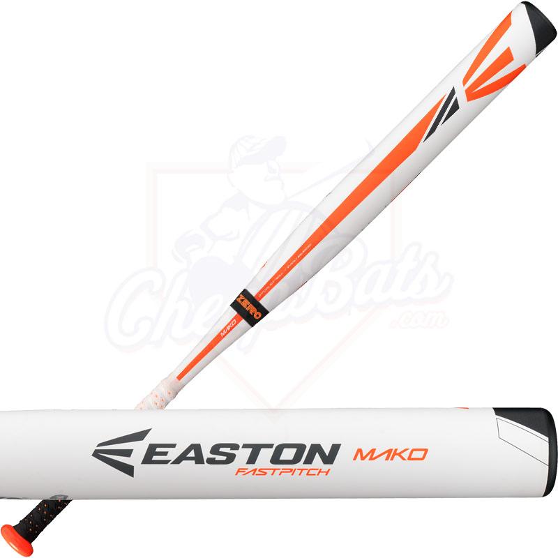Easton MAKO CXN ZERO 10 Fastpitch Softball Bat