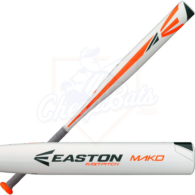 2015 Easton Mako Youth Fastpitch Softball Bat -11oz FP15MKY