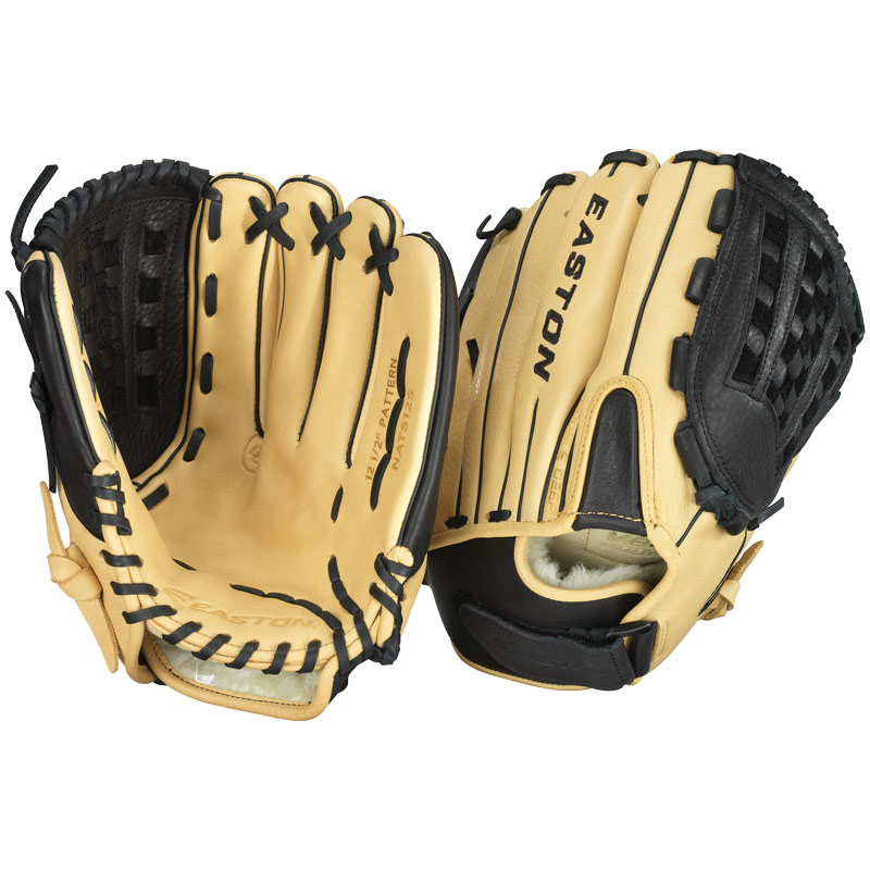Easton NATS 125 Natural Elite Series Softball Glove 12.5""
