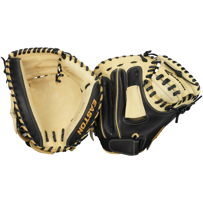 Easton NATY 2000 Natural Youth Series Catchers Mitt 32""