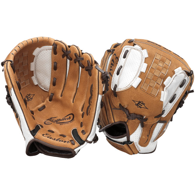 "Easton Natural Elite Fastpitch Youth Softball Glove 11"" NE 11FP A130232"